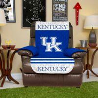 University of Kentucky Recliner Cover