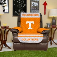 University of Tennessee Recliner Cover