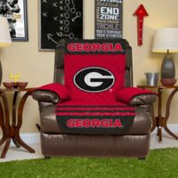 University of Georgia Recliner Cover
