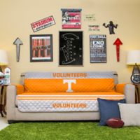University of Tennessee Sofa Cover