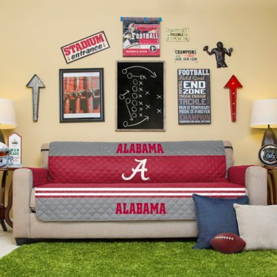 university of alabama sofa cover