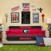 University of Georgia Sofa Cover
