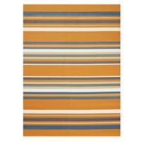 Panama Jack Windward 1-Foot 10-Inch x 3-Foot Accent Rug in Peach