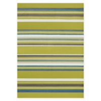 Panama Jack Windward 1-Foot 10-Inch x 3-Foot Accent Rug in Lime