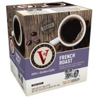200-Count Victor Allen French Roast Coffee Pods for Single Serve Coffee Makers
