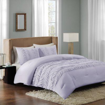 buy purple comforter set from bed bath beyond. Black Bedroom Furniture Sets. Home Design Ideas