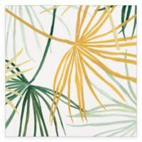 Palm Frond II Canvas Wall Art