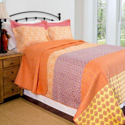 Buy Orange Quilts from Bed Bath & Beyond : orange quilt - Adamdwight.com