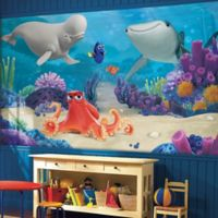 Finding Dory XL Chair Rail Prepasted 10.5-Foot x 6-Foot Mural