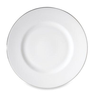 Vera Wang Wedgwood® Blanc Sur Blanc Accent Plate  sc 1 st  Bed Bath u0026 Beyond & Buy Platinum Open Stock Plates from Bed Bath u0026 Beyond