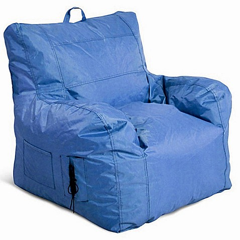 small arm chair bean bag chair bed bath beyond. Black Bedroom Furniture Sets. Home Design Ideas