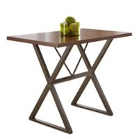 Steve Silver Co. Omaha Counter Height Dining Table in Cherry