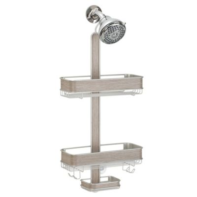 buy rust proof shower caddy from bed bath beyond