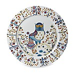 Iittala Taika 11.75-Inch Dinner Plate in White