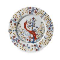 Iittala Taika Salad Plate in White