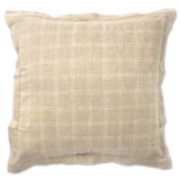 Amity Home Zachery European Pillow Sham in Khaki