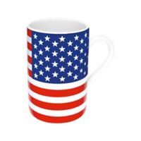 Konitz American Flag Mugs (Set of 4)