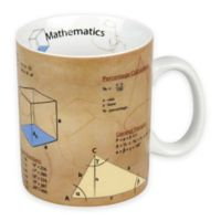 Konitz Math Knowledge Mugs (Set of 4)