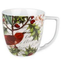 Konitz Greetings Holiday Traditions Mugs (Set of 4)