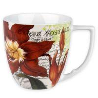 Konitz Noel Holiday Traditions Mugs (Set of 4)