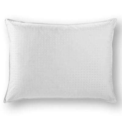 st james home white goose down standard pillow