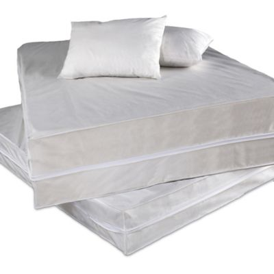 Everfresh Bed Bug And Water Resistant Queen Protector Set