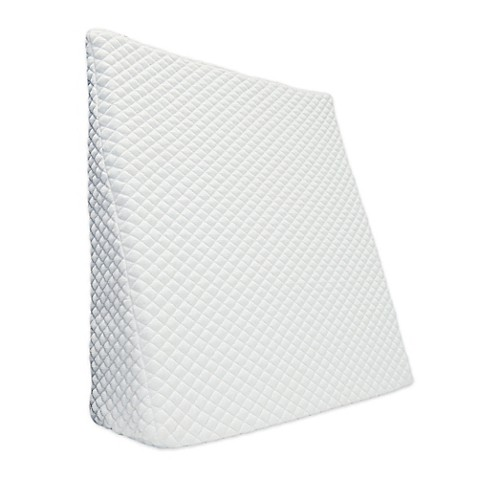 Therapedic 174 Trucool 174 Bed Wedge In White Bed Bath Amp Beyond