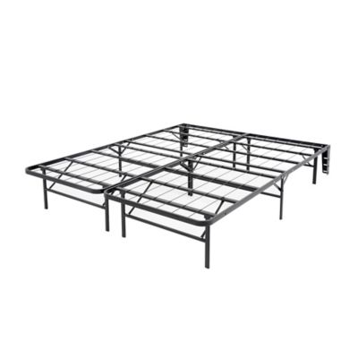 fashion bed group atlas california king bed frame in black - Ca King Bed Frame