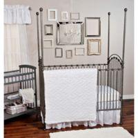 Trend Lab® Marshmallow 3-Piece Crib Bedding Set