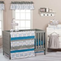 Trend Lab® Monaco 3-Piece Crib Bedding Set