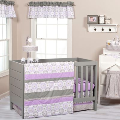 trend lab florence crib bedding collection u003e trend lab florence 3piece crib