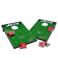 NFL New York Jets Tailgate Toss Cornhole Set