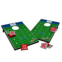 NFL Indianapolis Colts Tailgate Toss Cornhole Set