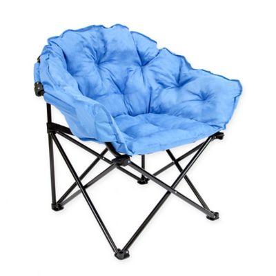 Folding Club Chair in Regatta. Buy Dorm Chairs from Bed Bath   Beyond