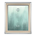 Prinz® Baldwin 8-Inch x 10-Inch Two-Tone Picture Frame in Silver/Gold