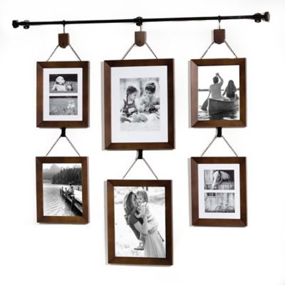 wall solutions hanging gallery - Wall Hanging Photo Frames Designs
