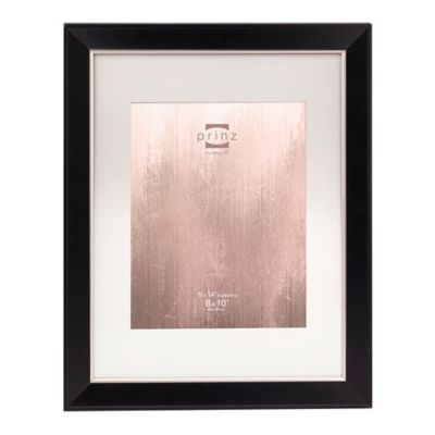 prinz baldwin 8 inch x 10 inch woodpewter picture frame