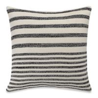 Kenneth Cole Mineral 18x18 Decorative Pillow in Grey