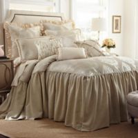 Austin Horn Classics Jacqueline Queen Bedspread in Cream