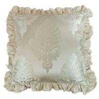 Austin Horn Classics Jacqueline European Pillow Sham in Cream