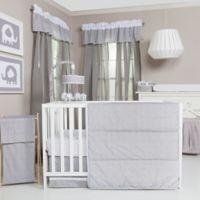 Trend Lab® Grey and White Circles 3-Piece Crib Bedding Set