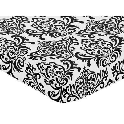 Marvelous Damask Bed Sheets