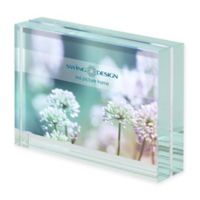 Swing Design® 4-Inch x 6-Inch Double Glass Frame