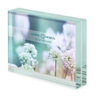 Swing Design® 5-Inch x 7-Inch Double Glass Frame