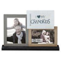 "Prinz® 2-Photo ""I Love My Grandkids"" Picture Frame"