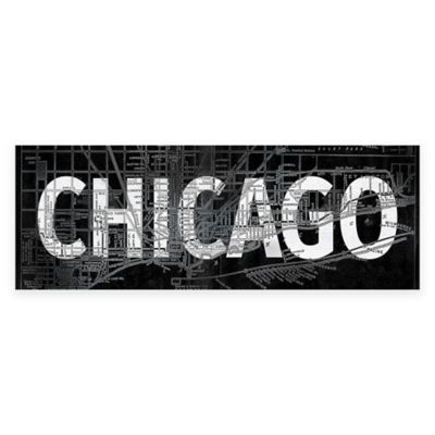 Chicago Wall Art Buy Chicago Wall Decor From Bed Bath U0026 Beyond