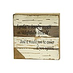 Delightfully Difficult Reclaimed Wood Wall Art