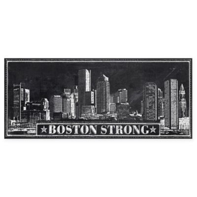 Boston Wall Art buy boston black and white wall art from bed bath & beyond