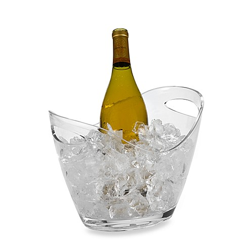 Prodyne Acrylic Vino Gondola Wine Bucket Bed Bath Amp Beyond