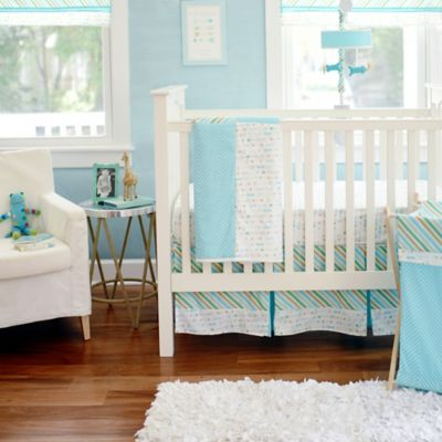 Crib Bedding Sets My Baby Sam Follow Your Arrow 3 Piece Set
